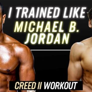 I Trained Like Michael B Jordan For A Day