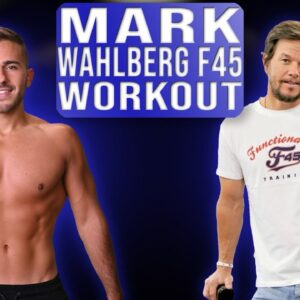 I Tried Mark Wahlberg's F45 Workout | NOT EASY