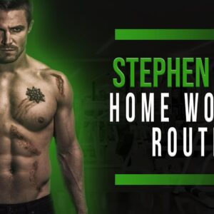I Tried Stephen Amell's INTENSE Calisthenics Workout | Bodyweight Routine