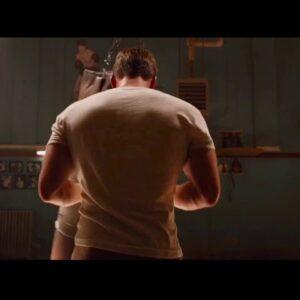 Chris Evans workout in 'The Avengers' #avengers #captainamerica #chrisevans #workout #steverogers