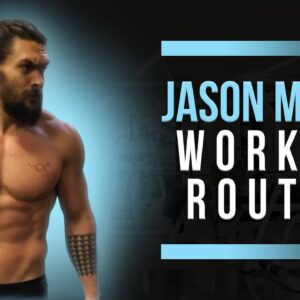 Jason Momoa Workout Routine Guide