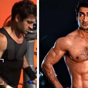Kumail Nanjiani's Intense Workout Regimen to Get Body Ready For 'Eternals' | TMZ Live