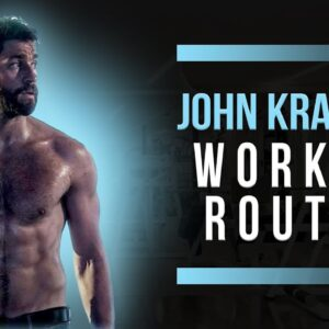 John Krasinski Workout Routine Guide