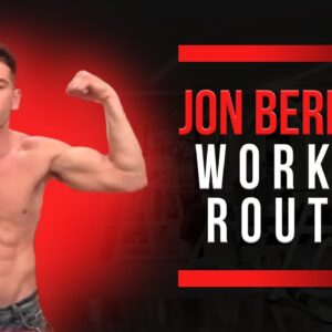 Jon Bernthal Workout Routine Guide