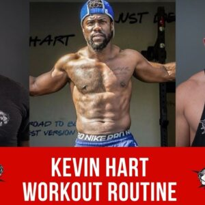 Kevin Hart Workout Routine Guide