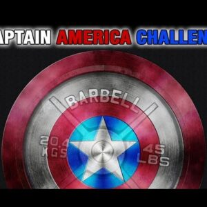 Killer Outdoor Workout (CAPTAIN AMERICA WORKOUT!!)