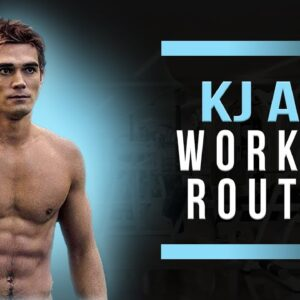 KJ Apa Workout Routine Guide