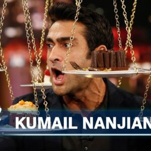 Kumail Nanjiani Has Pizza & Cake for First Time in a Year