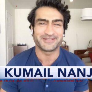 Kumail Nanjiani Isn't Letting Quarantine Ruin His Superhero Physique