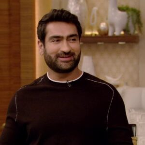 "Kumail Nanjiani on Working out and Calling His Trainer ""Daddy"""