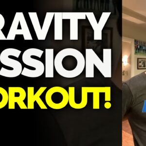 Let's Do a GRAVITY SESSION Workout! -  Mark Wahlberg Live Motivation
