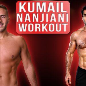 I Trained Like Kumail Nanjiani For One Week | The Workout Routine that Broke the Internet!