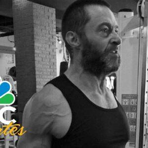 Hugh Jackman muestra su rutina fitness para Wolverine | Deporte Rosa | NBC Deportes
