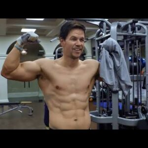 Mark Wahlberg - The Best Workout!!!