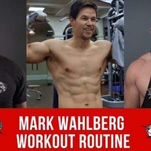 Mark Wahlberg Workout Routine Guide