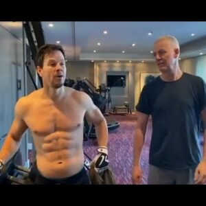 Mark Wahlberg's Insane Workout at Age 48