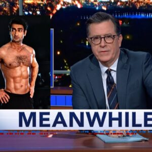 Meanwhile... Kumail Nanjiani Transforms Into Human Beefcake
