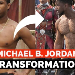 Michael B. Jordan Body Transformation