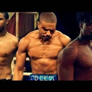 Michael B Jordan - Body Transformation