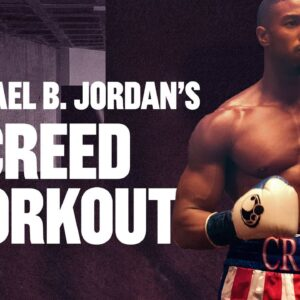 Michael B Jordan CREED Core Workout