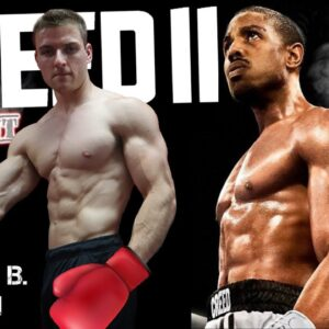 Michael B. Jordan CREED II Workout Routine