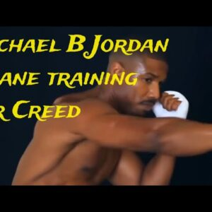 Michael B Jordan insane workout for Creed| Fit 4 Real