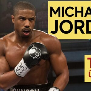 MICHAEL B. JORDAN TRAINING - CREED II