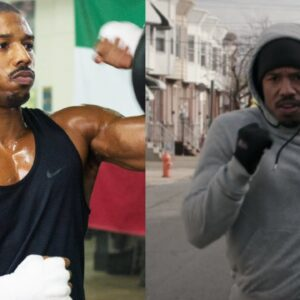Michael B. Jordan Workout | Motivation