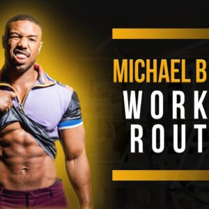 Michael B. Jordan Workout Routine Guide
