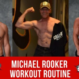 Michael Rooker Workout Routine Guide