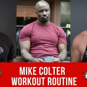 Mike Colter Workout Routine Guide