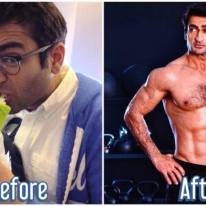 Kumail Nanjiani How His Movie Workout Got Him JACKED For The Upcoming Marvel Film, The Eternals