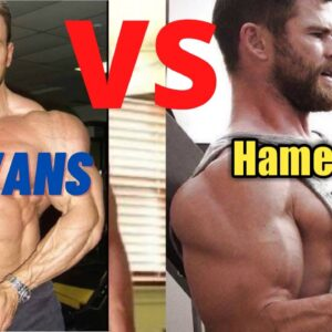 Chris Evans vs Chris Hemsworth Body Comparison (2011-2020) | Full Transformation | Thor to End Game