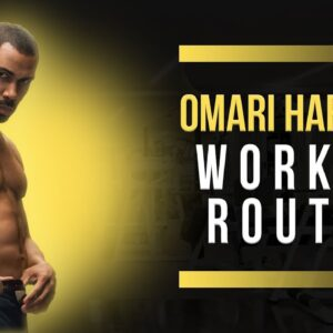 Omari Hardwick Workout Routine Guide