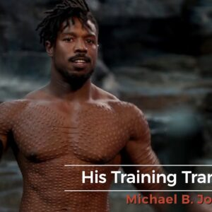 Transform Your Body The Exact Same Way Michael B Jordan of Black Panther did
