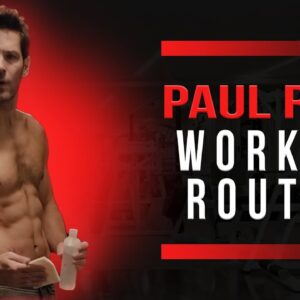 Paul Rudd Workout Routine Guide