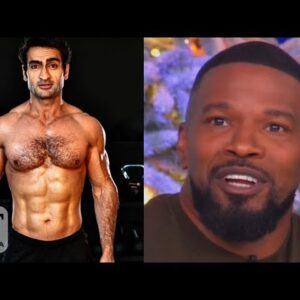 Reaction To Kumail Nanjiani's New Buff Bod