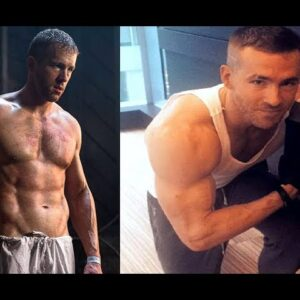 Ryan Reynolds Gym Workout for Deadpool 2 | Training 2018