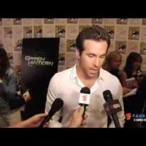 Ryan Reynolds on His Workout for Green Lantern