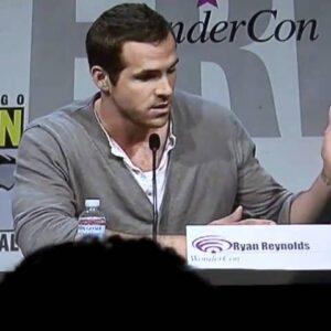 Ryan Reynolds On Training For The Green Lantern Movie