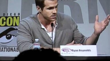 Ryan Reynolds On Training For The Green Lantern Movie