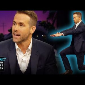 Ryan Reynolds Reveals His Deadpool Training Secret