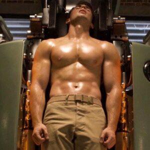 Chris Evans BODY WORKOUT ��  Part-2  #CaptainAmerica #SteveRogers