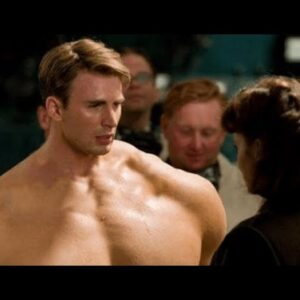 How to get body like Chris Evans 🔥 CAPTAIN AMERICA sharing his workout and diet plan