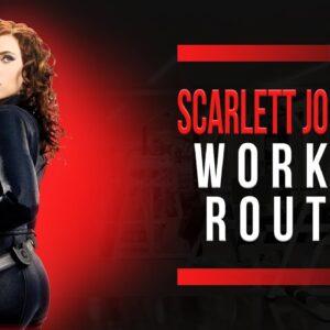 Scarlett Johansson Workout Routine Guide
