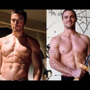 "Stephen Amell - Body Transformation | Diet and Training for ""Arrow"""