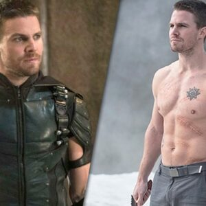 "Stephen Amell Training for ""Arrow"" 