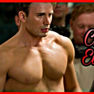 Captain America Workout Motivation | Chris Evans Workout Motivation | Chris Evans Workout In Gym