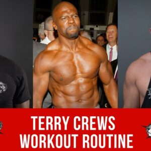 Terry Crews Workout Routine Guide