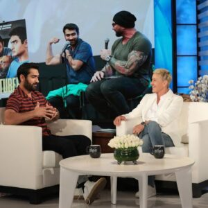 Now That He's Exercising, Kumail Nanjiani Has Never Felt Worse About Himself